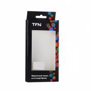 Чехол TFN iPhone 6S/6 Glass black