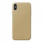Чехол Deppa Air Case для Apple iPhone X/Xs золотой