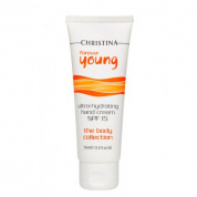 Крем для рук Christina Forever Young Hand Cream SPF 15, 75 мл