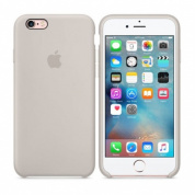 Чехол Apple iPhone 7 Silicone Case Stone (MMWR2ZM/A)