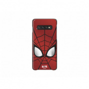 Чехол Araree Marvel Case Spiderman для Samsung Galaxy S10 (G973) GP-G973HIFGKWD Red