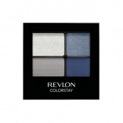 Тени для век четырехцветные Revlon Colorstay Eye16 Hour Eye Shadow Quad, тон Passionate 528