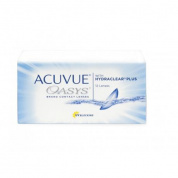 Контактные линзы Acuvue Oasys with Hydraclear Plus, 12 шт, R:8,4 D:-06,00