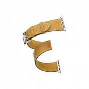 Ремешок Cozistyle Double tour leather watch band (CDLB018) Tan