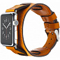 Ремешок Cozistyle Wide Leather Band for Apple Watch 42mm (CWLB18) Light Brown