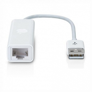 Адаптер Apple USB Ethernet Adapter MC704ZM/A