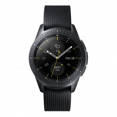 Умные часы Samsung Galaxy Watch (42 mm) Black (SM-R810N)