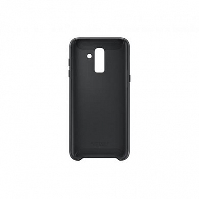 Чехол Samsung Layer Cover для Galaxy J8 (2018) Dual (EF-PJ810CBEGRU) Black