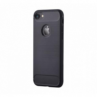 Накладка Devia Buddy TPU Case для iPhone 7 Black